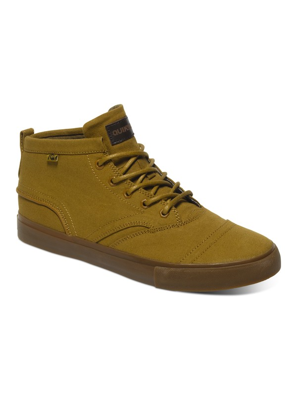 0 Heyden Canvas - Mid Shoes  AQYS300007 Quiksilver