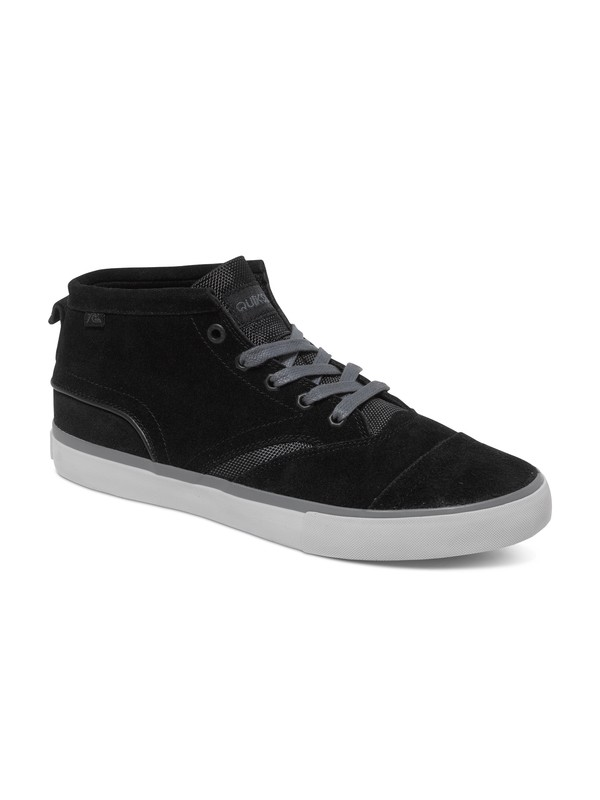 0 Heyden Suede Shoes  AQYS300014 Quiksilver