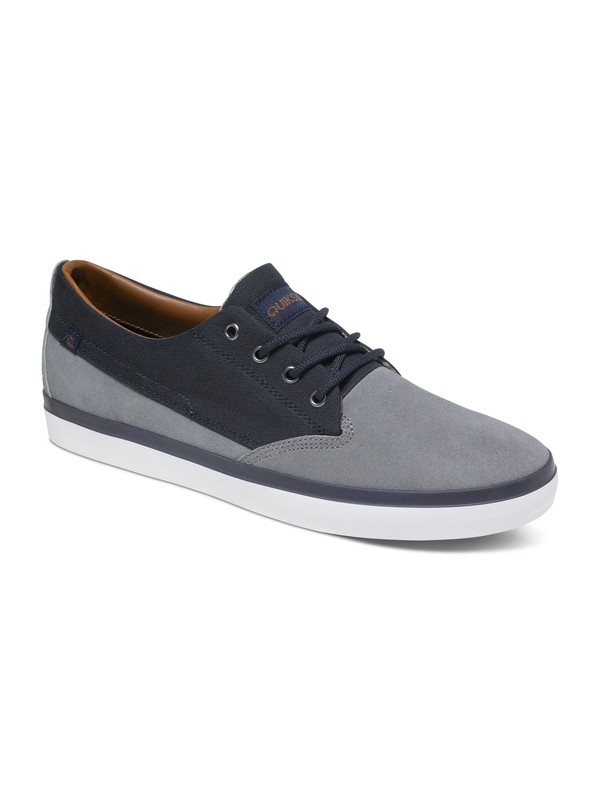 0 Beacon Suede - Chaussures à lacets  AQYS300015 Quiksilver