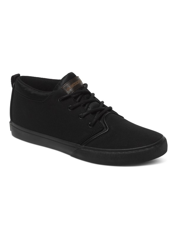 0 Griffin Canvas - Mid-Top Schuhe  AQYS300025 Quiksilver