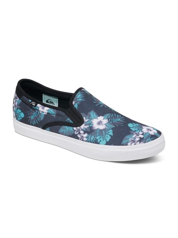 0 Shorebreak - Slip-On Shoes Black AQYS300033 Quiksilver