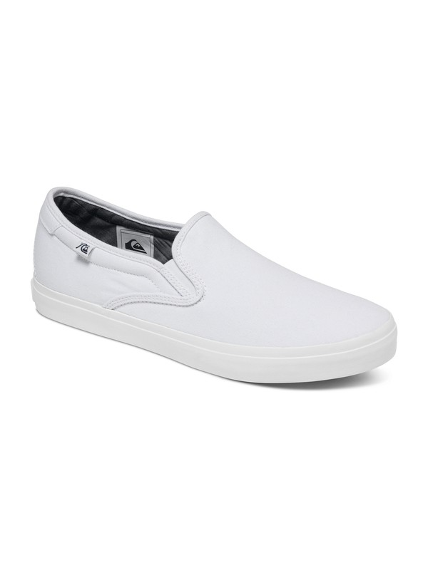 0 Shorebreak - Slip-On Shoes White AQYS300033 Quiksilver