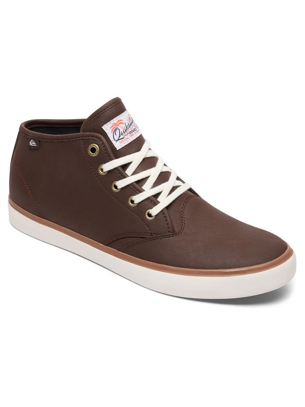 0 Shorebreak Deluxe - Chaussures mi-Hautes Marron AQYS300045 Quiksilver