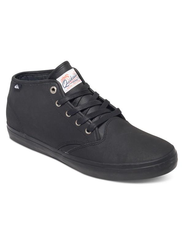 0 Shorebreak Deluxe - Chaussures mi-Hautes Noir AQYS300045 Quiksilver