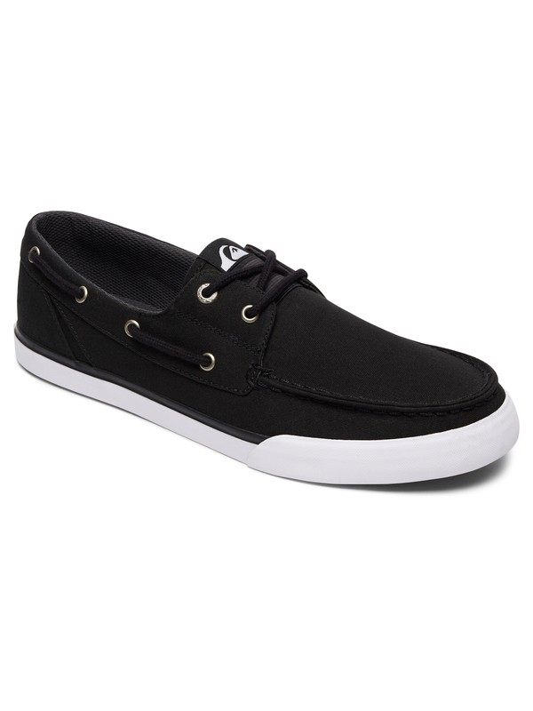 0 Spar - Shoes Black AQYS300052 Quiksilver