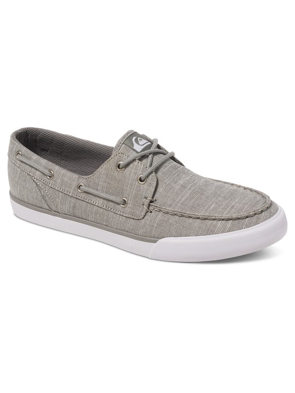 0 Spar - Shoes Grey AQYS300052 Quiksilver