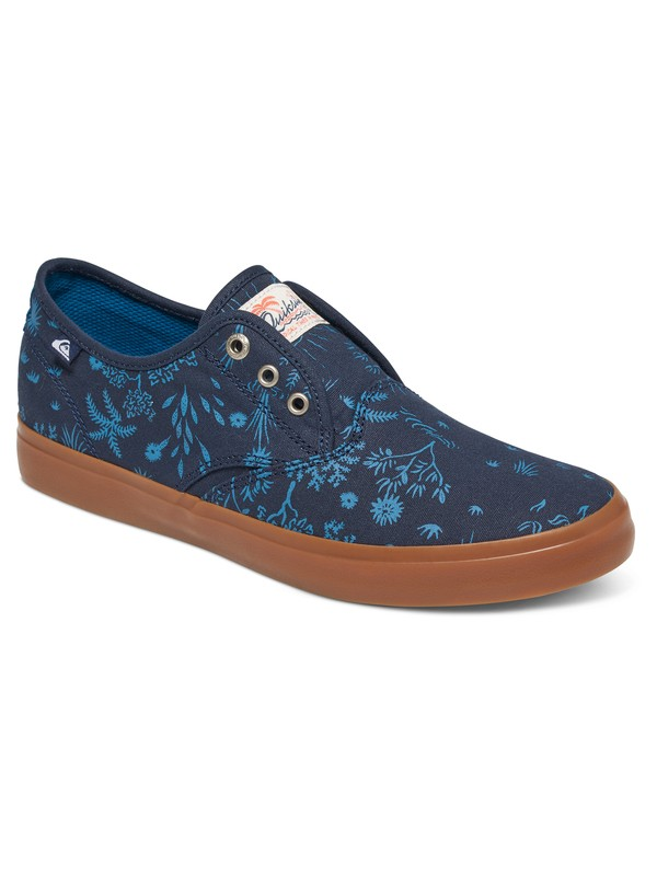 0 Shorebreak Deluxe - Mid-Top Shoes Blue AQYS300061 Quiksilver