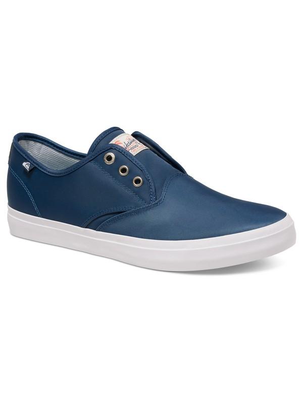 0 Shorebreak Deluxe - Slip-on schoenen met veters Blue AQYS300061 Quiksilver