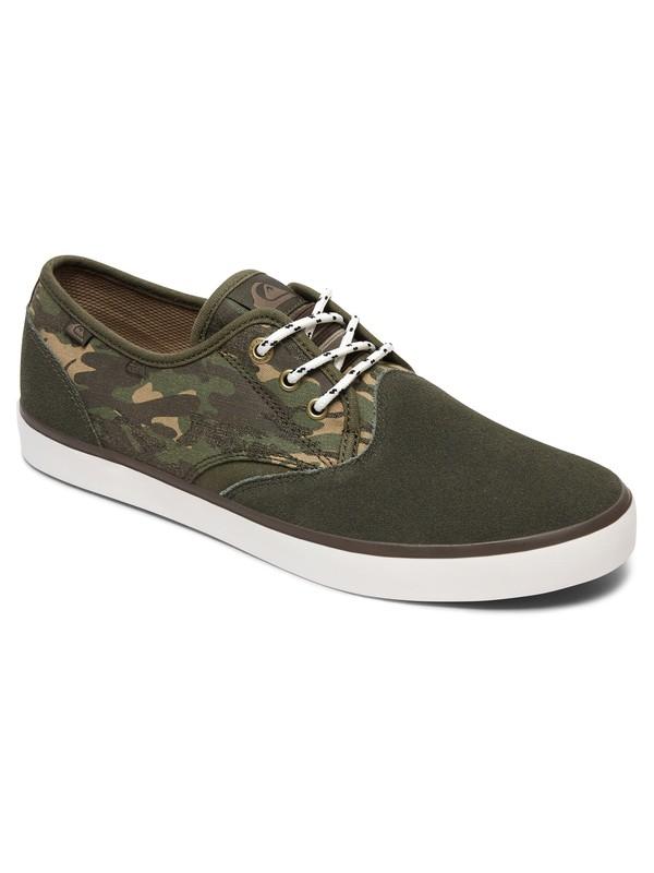 0 Shorebreak Deluxe - Shoes Green AQYS300061 Quiksilver