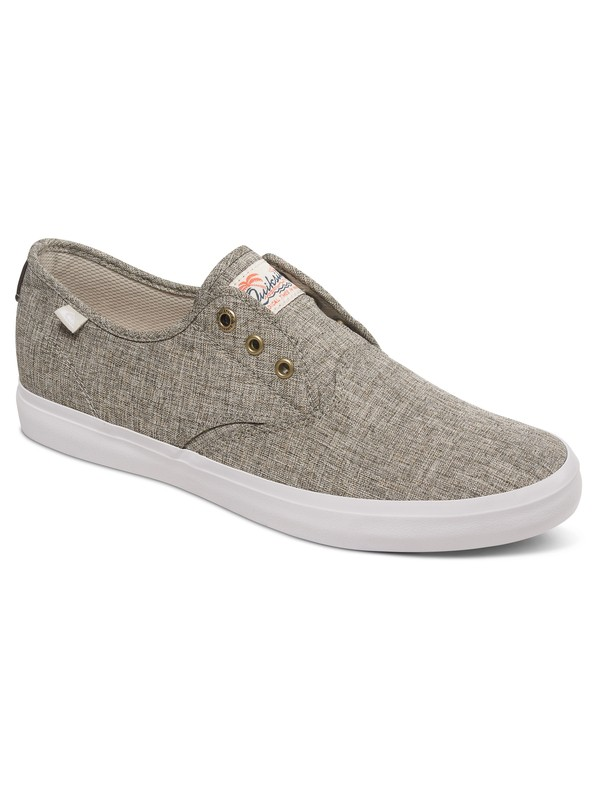 0 Shorebreak Deluxe - Mid-Top Shoes Grey AQYS300061 Quiksilver