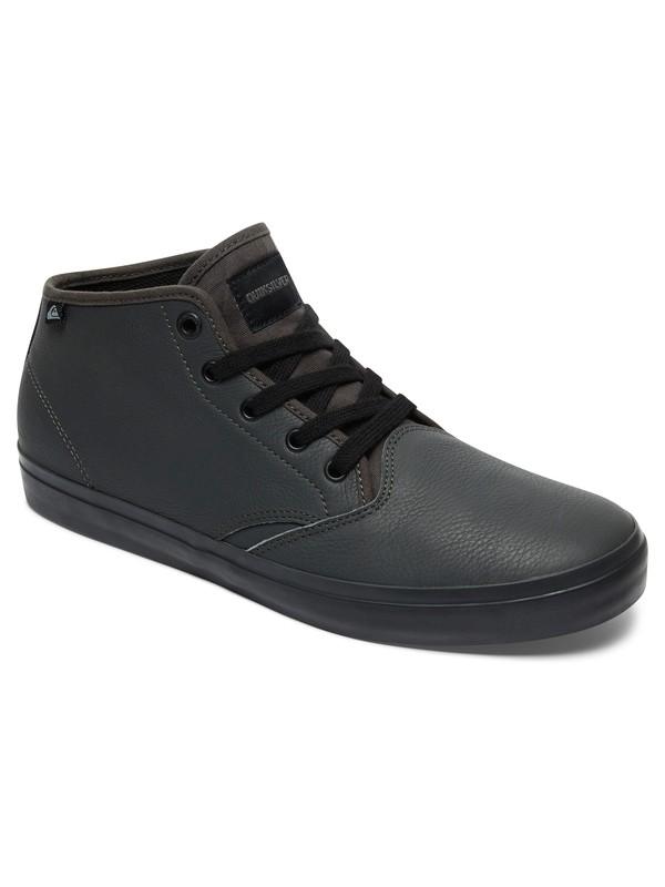 0 Shorebreak Pm - Mid-Top Shoes Grey AQYS300064 Quiksilver