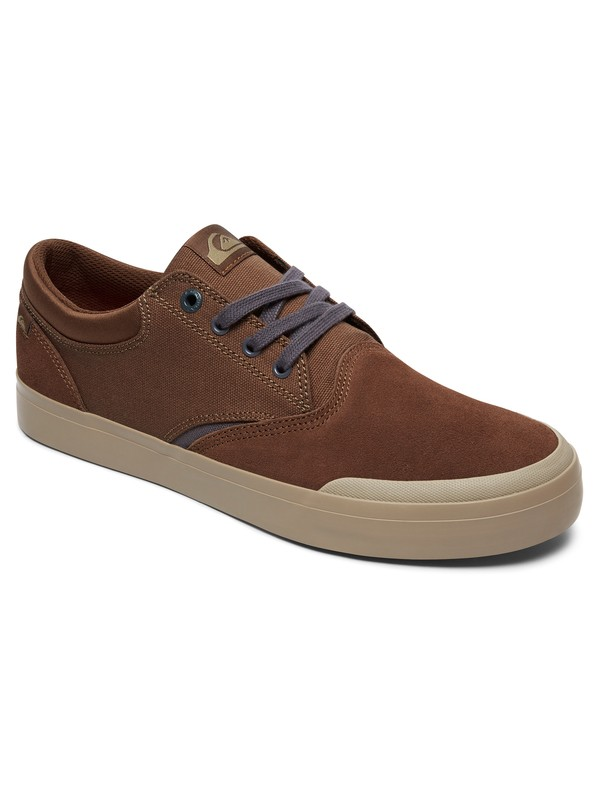 0 Verant Shoes Brown AQYS300066 Quiksilver