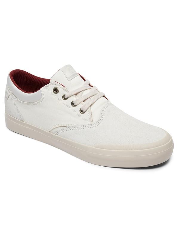 0 Verant Shoes White AQYS300066 Quiksilver