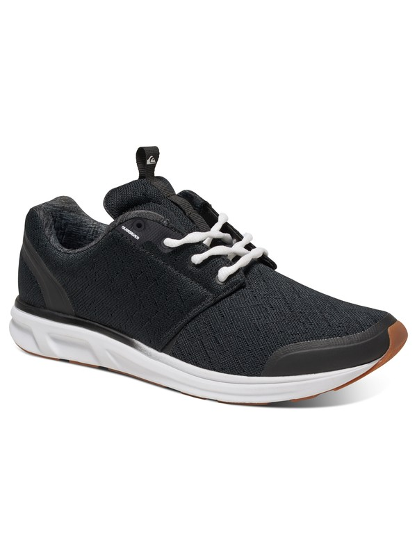0 Voyage - Chaussures Noir AQYS700014 Quiksilver