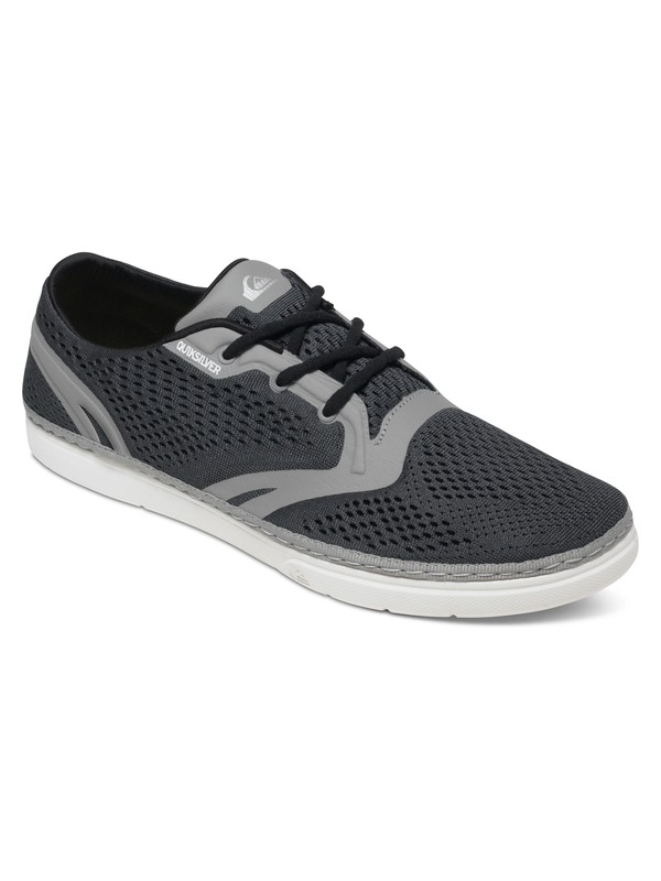 0 Oceanside - Chaussures Gris AQYS700017 Quiksilver