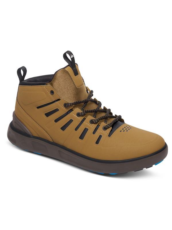 0 Patrol - Chaussures mi-Hautes Marron AQYS700018 Quiksilver
