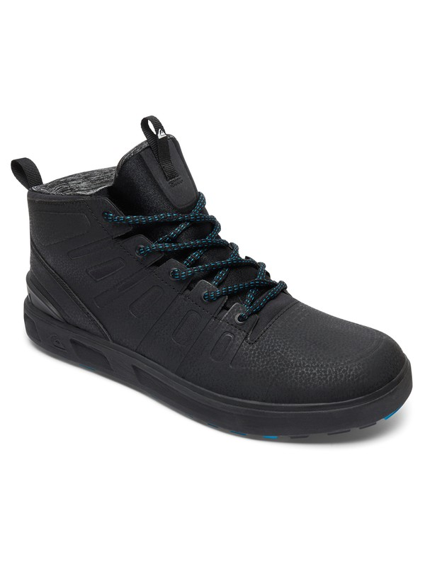 0 Patrol Mid-Top Shoes Black AQYS700018 Quiksilver