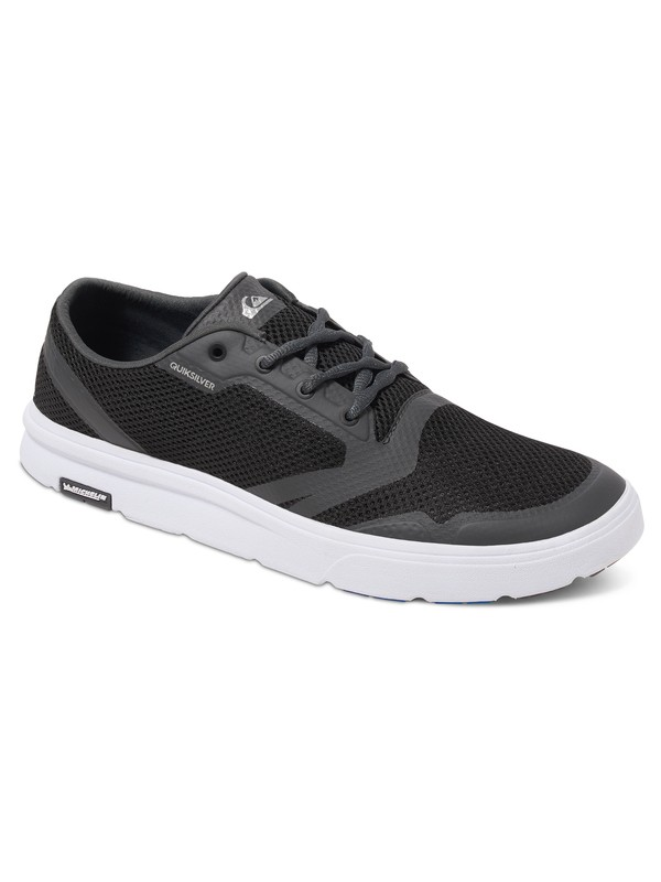 0 Amphibian Plus - Amphibian Shoes Grey AQYS700027 Quiksilver