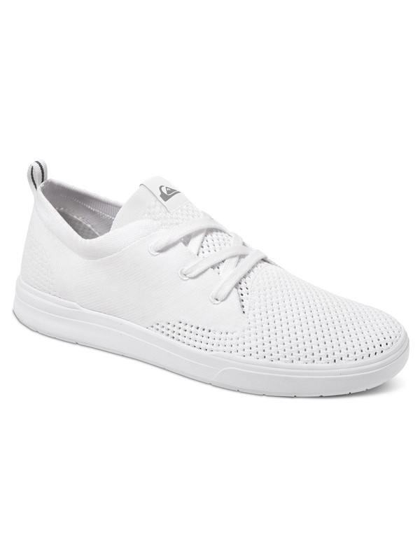 0 Shorebreak Stretch - Chaussures Blanc AQYS700030 Quiksilver