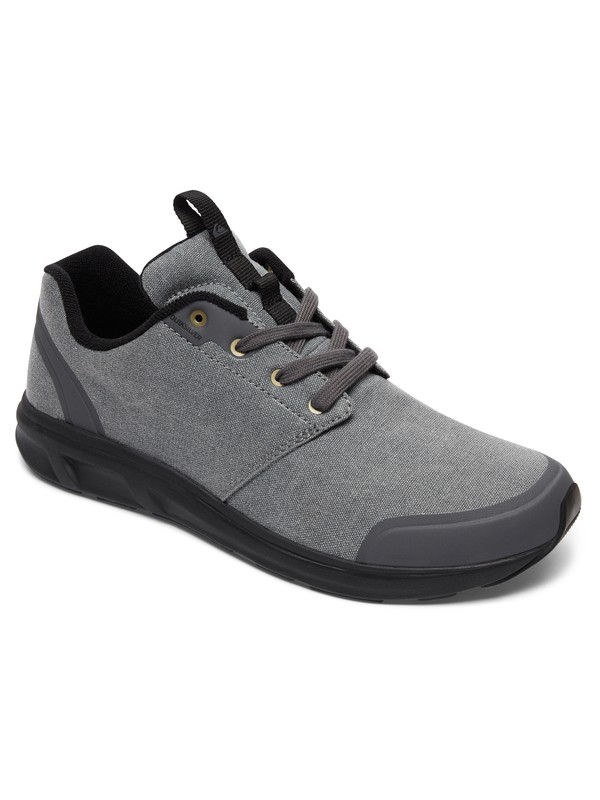 0 Voyage Textile Shoes Grey AQYS700034 Quiksilver