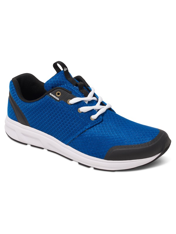 0 Voyage - Mid-Top Shoes Blue AQYS700035 Quiksilver