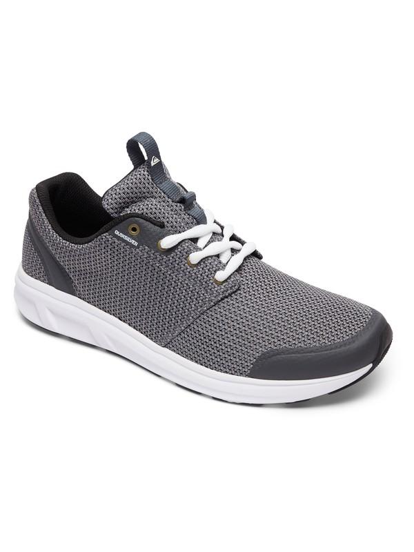 0 Voyage Shoes Grey AQYS700035 Quiksilver