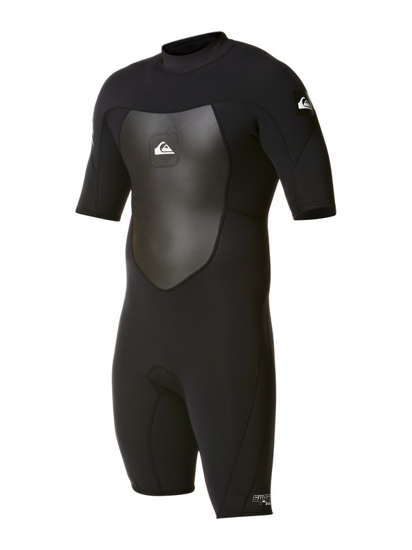 0 Syncro 2/2mm Back Zip Springsuit  AQYSS00000 Quiksilver