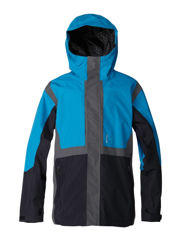 0 Travis Rice Gridwood Gore-Tex Shell Jacket  AQYTJ00004 Quiksilver