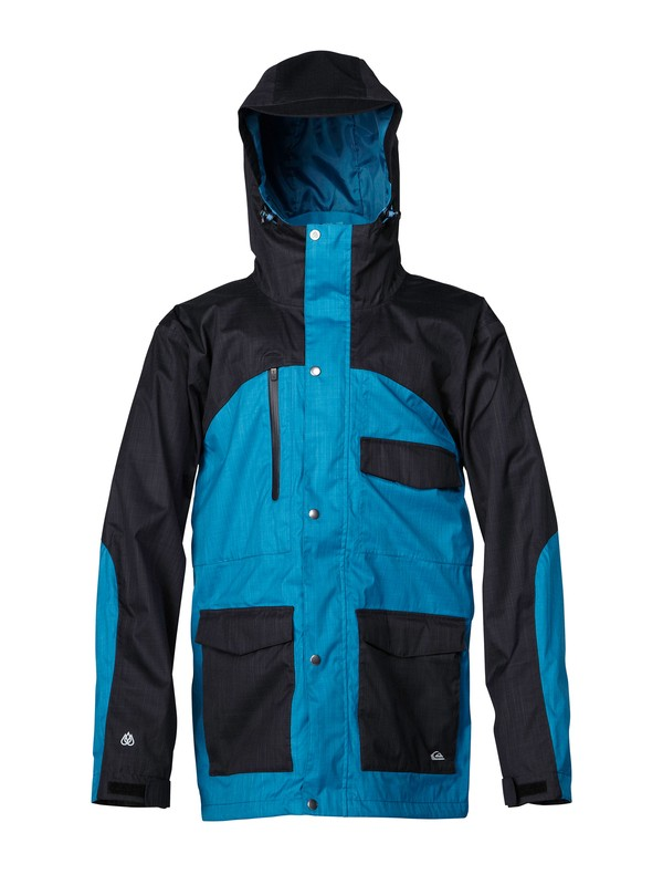 0 Travis Rice Roger That 15K Insulated Jacket  AQYTJ00009 Quiksilver