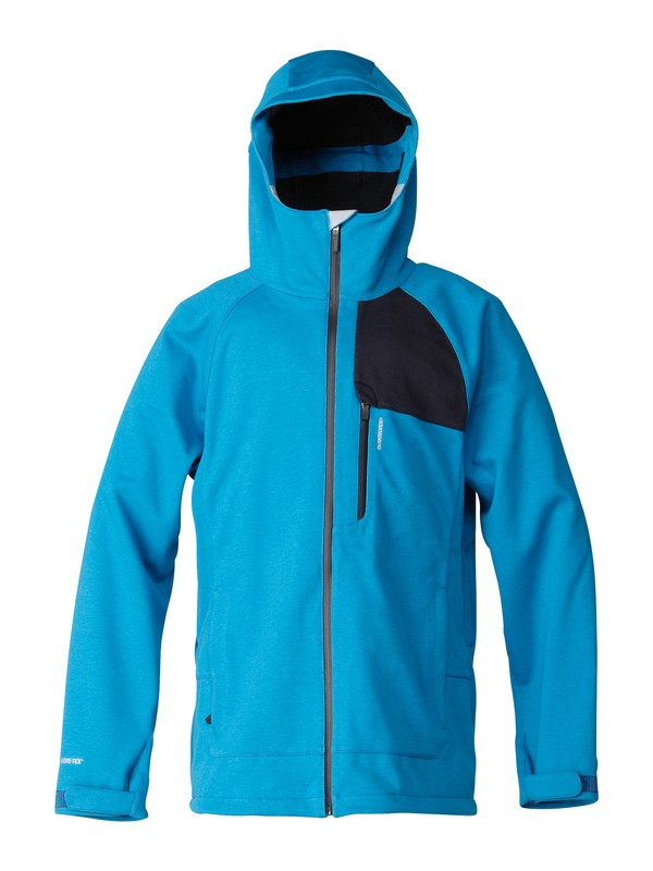 0 Spine Windstopper Softshell Jacket  AQYTJ00012 Quiksilver