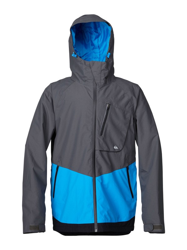 0 Lone Pine 20K Insulated Jacket  AQYTJ00013 Quiksilver