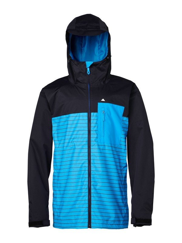 0 Show All 10K Shell Jacket  AQYTJ00017 Quiksilver