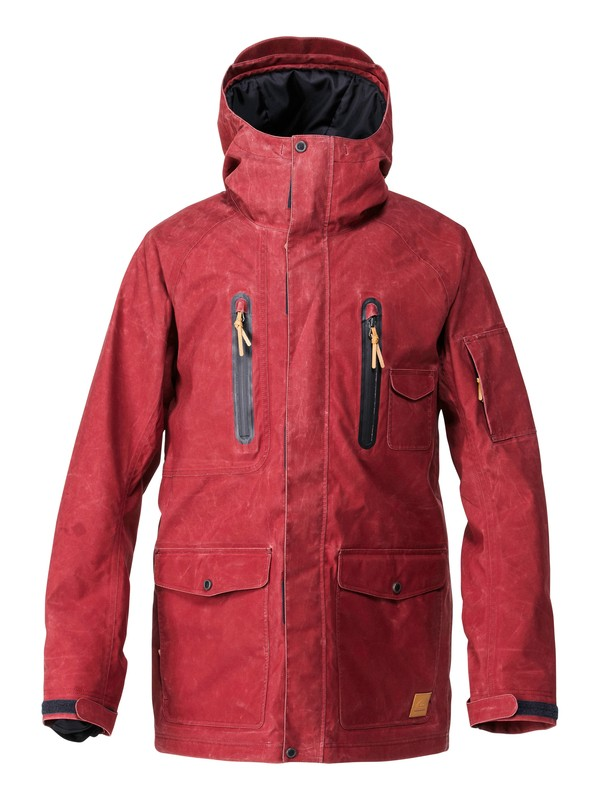 0 Dreaming 15K Jacket  AQYTJ00035 Quiksilver