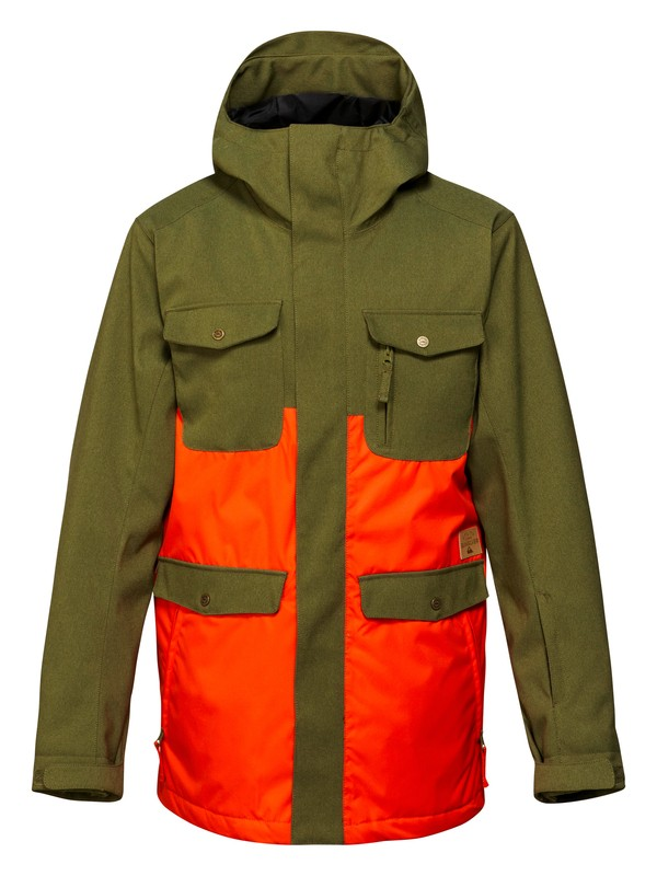 0 Reply Jacket 10K Jacket  AQYTJ00039 Quiksilver