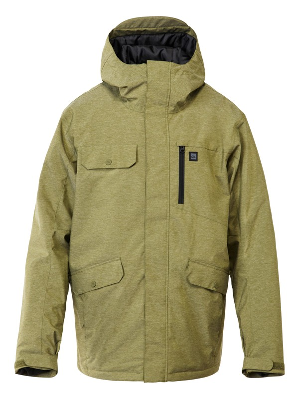 0 Craft 10K Jacket  AQYTJ00043 Quiksilver