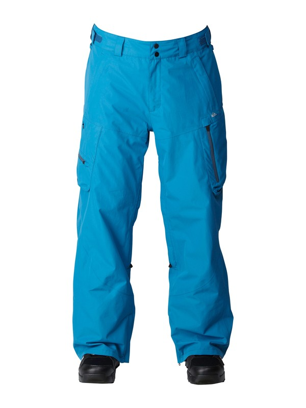 0 Travis Rice North Pass Gore-Tex 15K Shell Pants  AQYTP00002 Quiksilver
