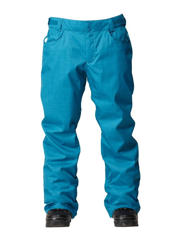 0 Reset 10K Shell Pants  AQYTP00010 Quiksilver