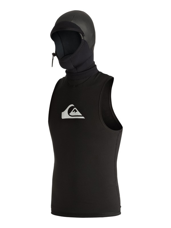 0 Syncro 2mm - Hooded Wetsuit Vest  AQYW003003 Quiksilver