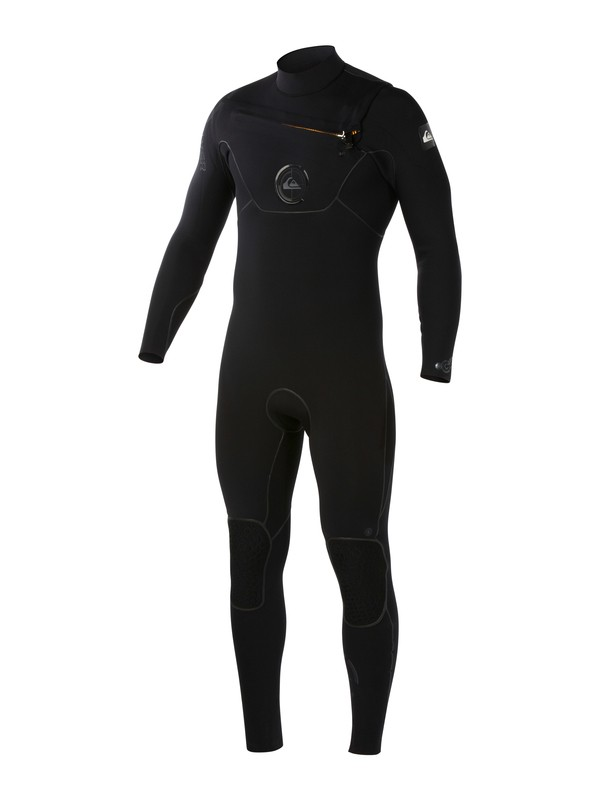 0 Cypher 4/3mm Chest Zip Wetsuit  AQYW103014 Quiksilver
