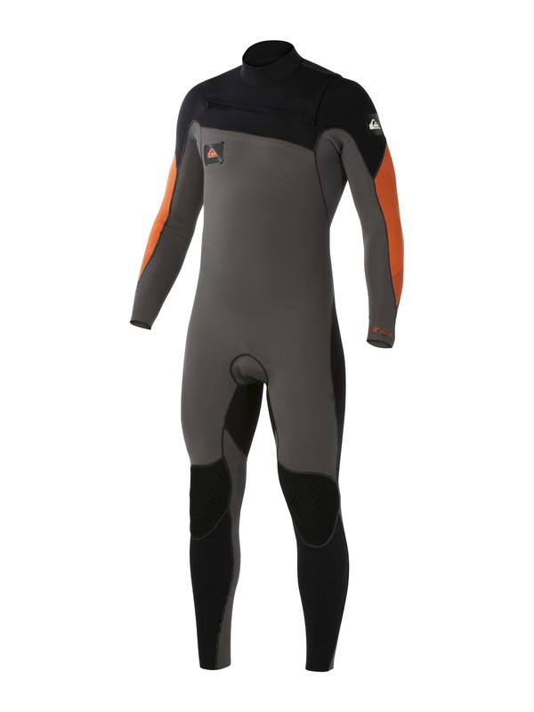 0 Ignite 4/3 Chest Zip Wetsuit  AQYW103016 Quiksilver
