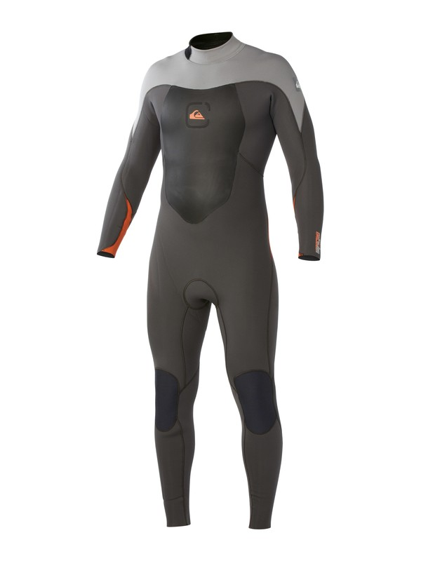0 Syncro 4/3mm Back Zip Wetsuit  AQYW103019 Quiksilver