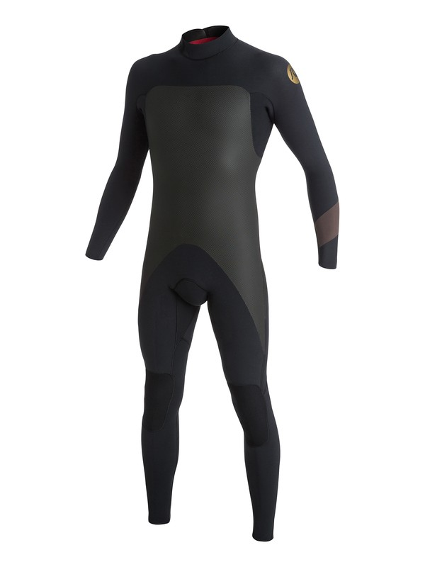 0 AG47 Modern Originals 3/2mm - Back Zip Wetsuit  AQYW103034 Quiksilver