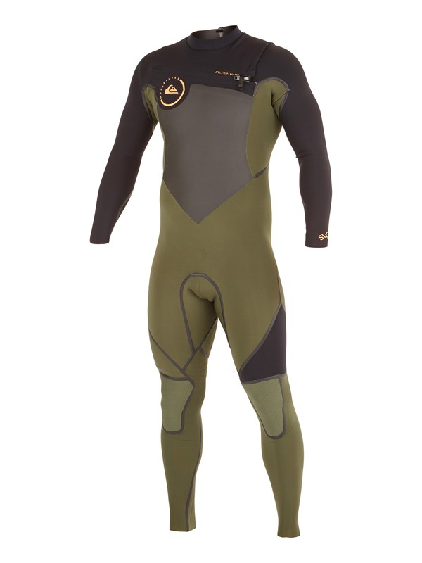 0 Syncro LFS 3/2mm Chest Zip Wetsuit  AQYW103035 Quiksilver