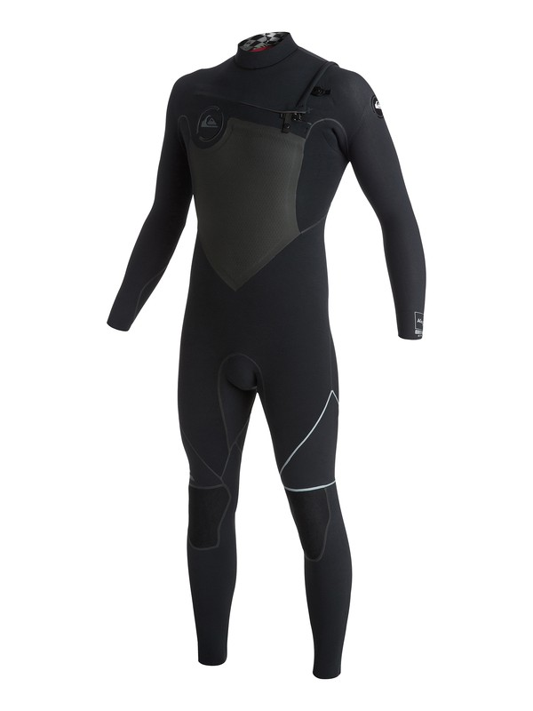 0 AG47 2X Bonded 4.5/4mm - Chest Zip Wetsuit  AQYW103042 Quiksilver