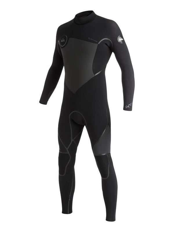 0 Syncro LFS 5/4/3mm Back Zip Wetsuit  AQYW103087 Quiksilver