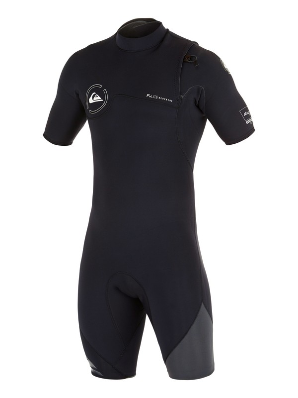 0 AG47 Zipperless 2/2mm - Short Sleeve Springsuit  AQYW503008 Quiksilver