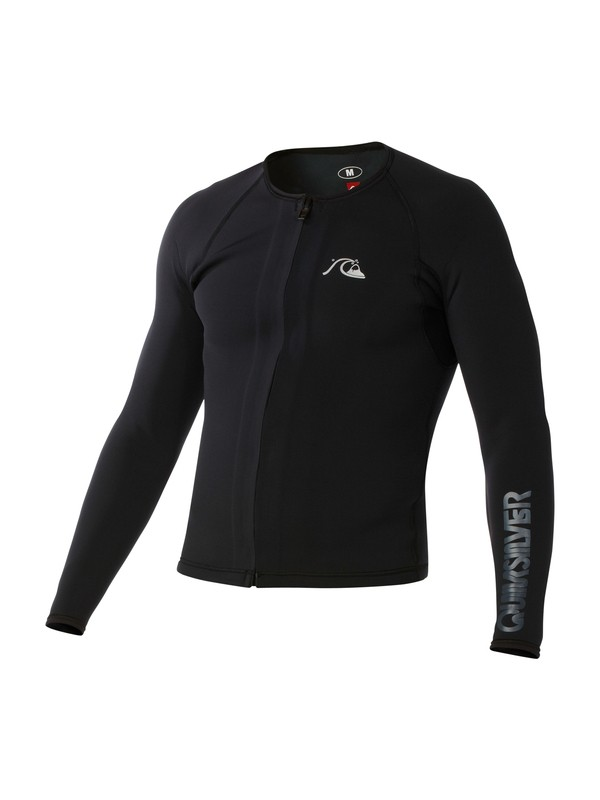 0 Syncro 2mm Front Zip Jacket  AQYW803008 Quiksilver