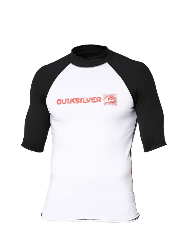 0 Phaser SS Rashguard  AQYWR00002 Quiksilver