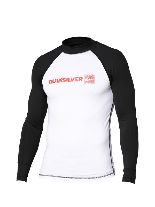 0 Phaser LS Rashguard  AQYWR00003 Quiksilver