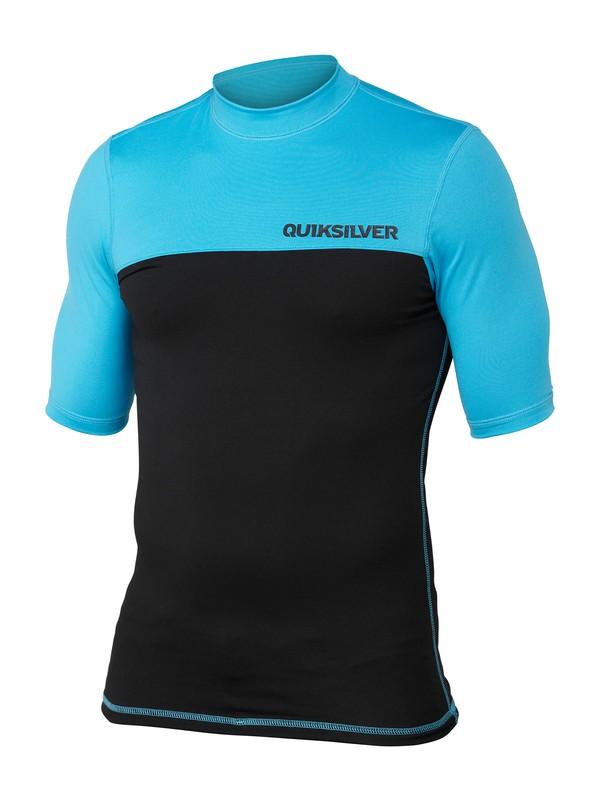 0 Chop Block SS Rashguard  AQYWR00042 Quiksilver